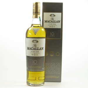 Macallan 10 Year Oak Fine Oak