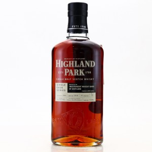 Highland Park 2003 Single Cask 15 Year Old #1306 / IWBoS