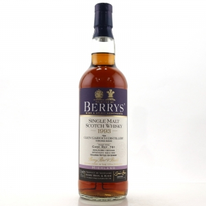 Glen Garioch 1993 Berry Brothers and Rudd 21 Year Old / German Exclusive