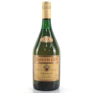 Joseph Guy Three Star Cognac 1 Litre