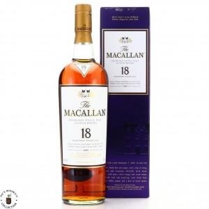 Macallan 1989 18 Year Old