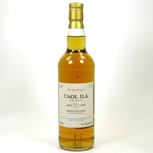 Caol Ila 1990 The Syndicate's 22 Year Old