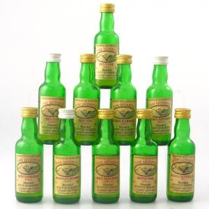 Scotch Whisky Miniature Selection 10 x 5cl