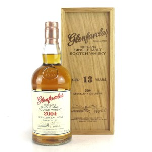 Glenfarclas 2004 13 Year Old Distillery Exclusive