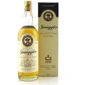 Old Smuggler Finest Scotch 1980s