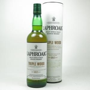 Laphroaig Triple Wood Front