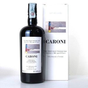 Caroni 1996 100 Proof 20 Year Old Rum