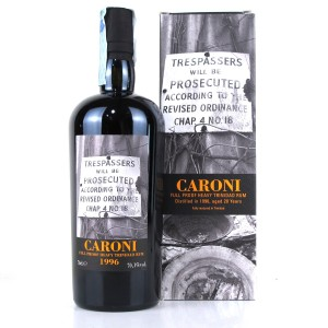 Caroni 1996 Full Proof 20 Year Old Rum