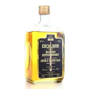 Excalibur 5 Year Old Scotch Whisky / Giovinetti Import
