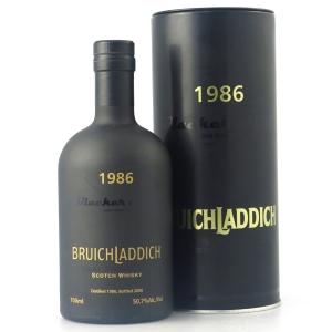 Bruichladdich 1986 Blacker Still 20 Year Old