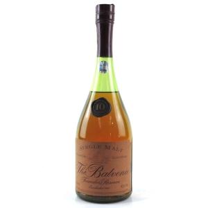 Balvenie 10 Year Old Founder's Reserve Cognac Bottle 1980s