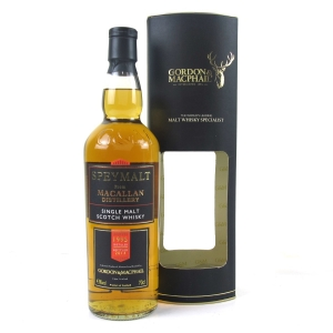 Macallan 1995 Speymalt Gordon and MacPhail