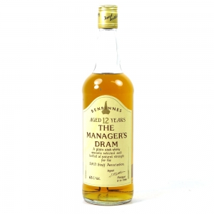 Benrinnes 12 Year Old Manager's Dram 1988