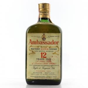 Ambassador 12 Year Old 1960s
