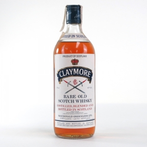 Claymore Blend 1980s