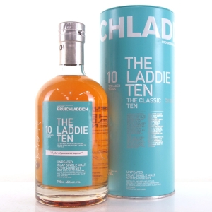 Bruichladdich 2001 The Laddie Ten / First off the Line 'I Was There'