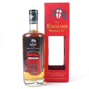English Whisky Co Single Cask / The Whisky Exchange