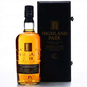 Highland Park 1973 Cask Strength Collection 34 Year Old