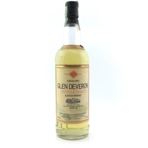 Glen Deveron 1986 5 Year Old