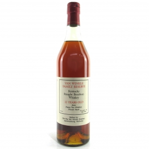Van Winkle 12 Year Old Family Reserve 1980s / Stitzel-Weller