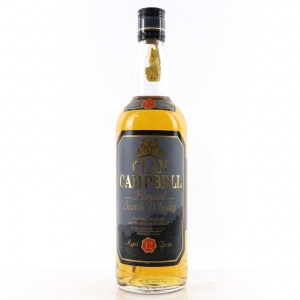 Clan Campbell 12 Year Old