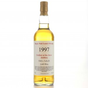 Arran 1997 Private Cask #245 / Gerilla Whisky