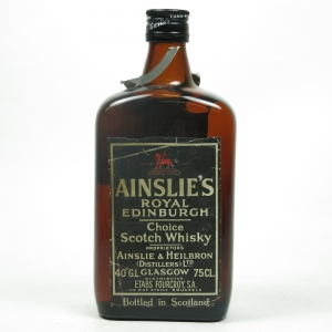 Ainslie's Royal Edinburgh 1980s Front