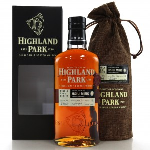 Highland Park 2002 Single Cask 14 Year Old #2542 / Hsiu Ming