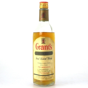 Grant's Stand Fast 1960s
