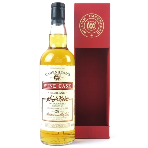 Highland Park 1988 Cadenhead's 28 Year Old