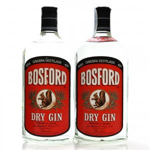 Bosford Dry Gin 2 x 1 Litre