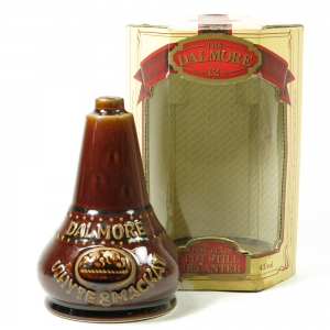 Dalmore 12 Year Old Pot Still Decanter 37.5cl 1980s