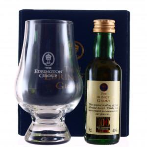 Edrington Group 100 Best Companies 2003 Miniature