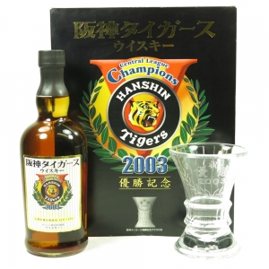 Hanshin Tigers Mercian 2003 Champions