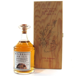 Bowmore 1976 Waldhaus am See 24 Year Old 1 Litre