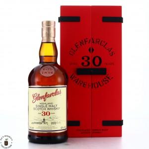 Glenfarclas 30 Year Old Warehouse Box