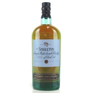Singleton of Glen Ord 15 Year Old