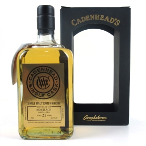 Mortlach 1994 Cadenhead's 21 Year Old