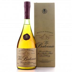 Balvenie Founder's Reserve 1980s / Cognac Bottle