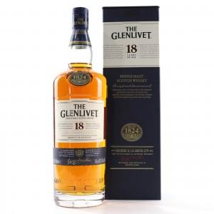 Glenlivet 18 Year Old 1 Litre