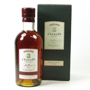 Aberlour A'Bunadh / Very Early Batch