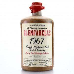 Glenfarclas 1967 Old Stock Reserve Decanter