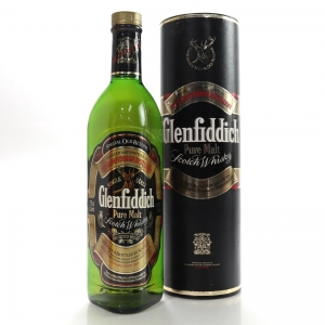 Glenfiddich Pure Malt Special Old Reserve 1980s