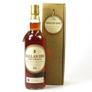 Dallas Dhu 1982 Historic Scotland Cask Strength 24 Year Old