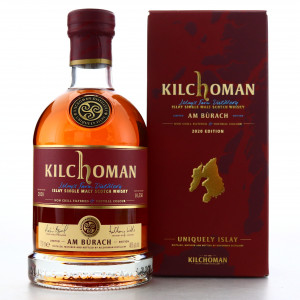 Kilchoman Am Bùrach 2020 Edition
