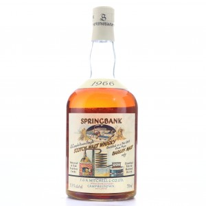 Springbank 1966 Bourbon Cask #472 75cl / Local Barley - US Import