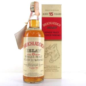 Bruichladdich 15 Year Old 1980s / Rinaldi Import