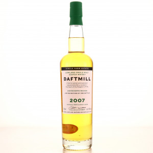 Daftmill 2007 Winter Batch Release 2019 / UK
