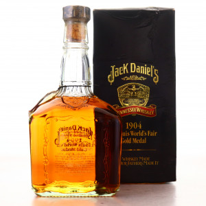 Jack Daniel's '1904' Gold Medal Series 1996