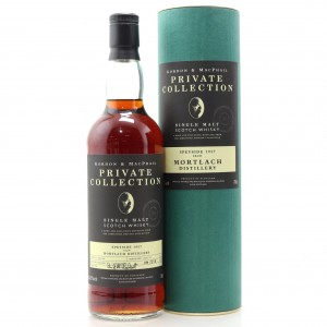 Mortlach 1957 Gordon and MacPhail Private Collection